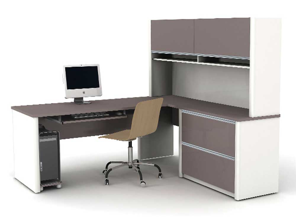 Connexion L-Shaped Office Work Table