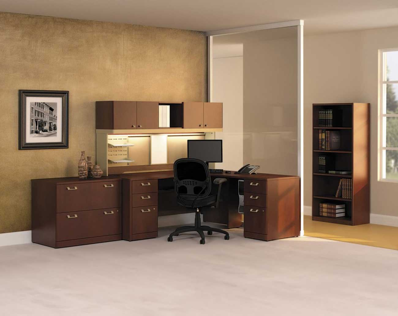 Elegant Goldstein Office Furniture Sets