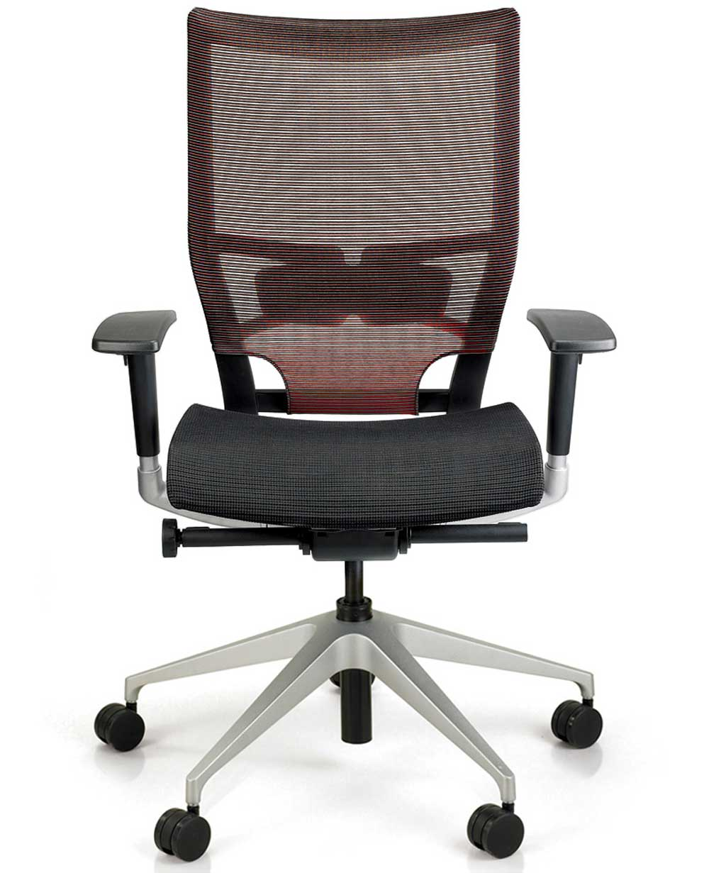 Eurotech NUVO Executive Adjustable Mesh Office Chair