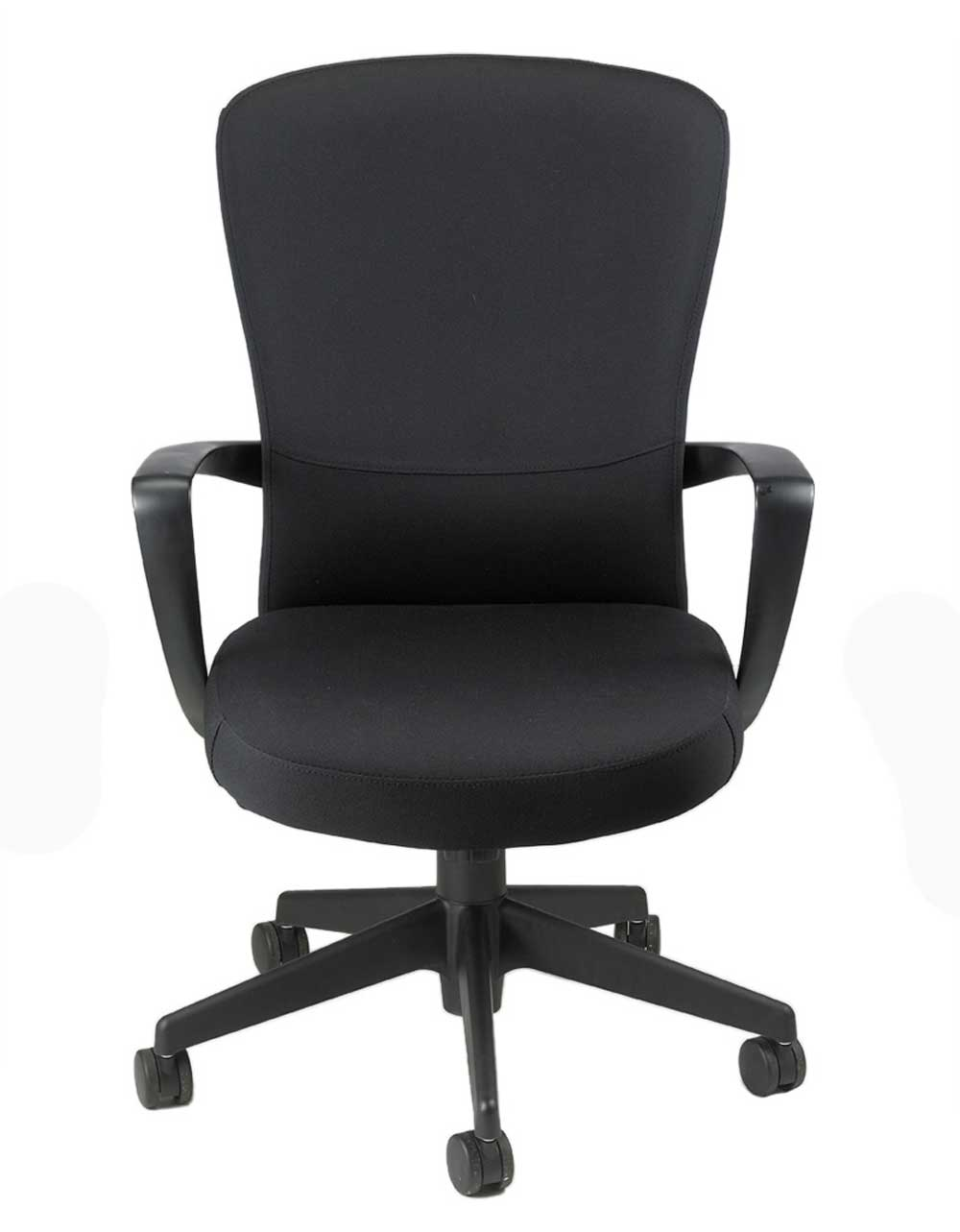 Eurotech Tribeca Large Office Fabric Chair with Fixed Arm