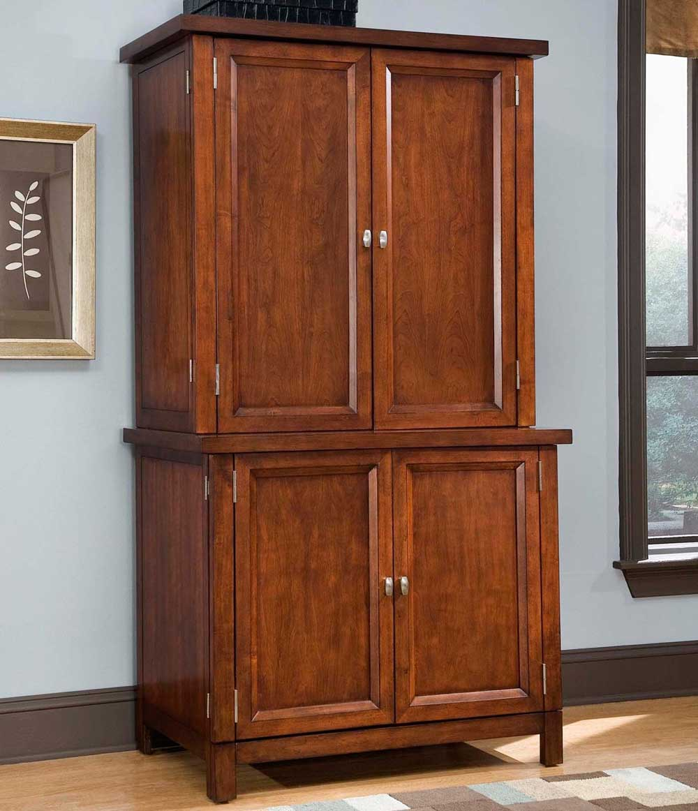 Hanover Computer Cabinet from Home Styles