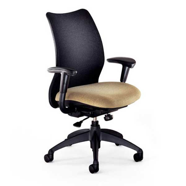 Haworth Improv Chair HE squareback