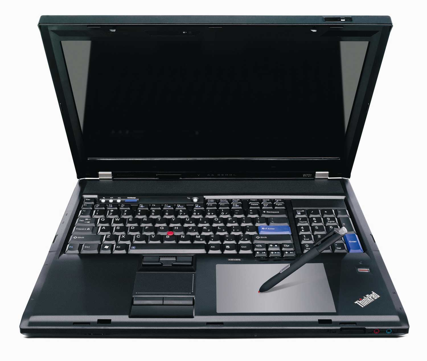 Lenovo Black ThinkPad W701 Workstation