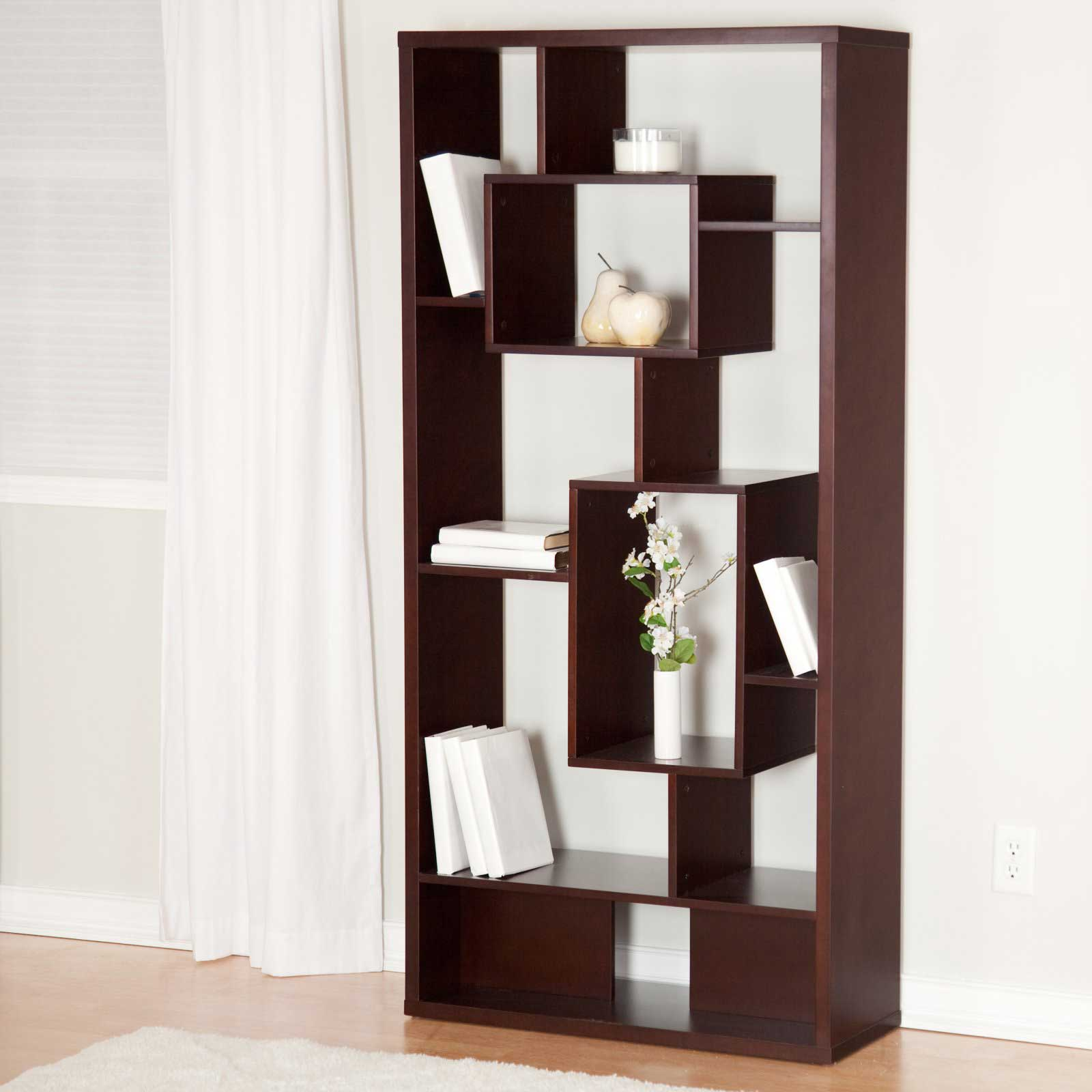 Linon Wood Room Divider Avante Garde Series