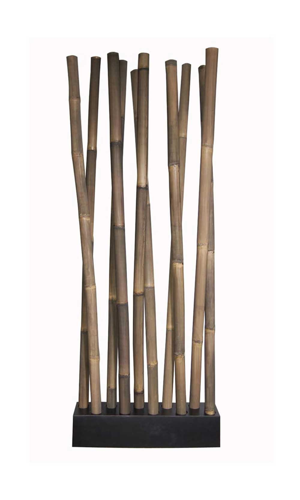 Natural and Unique Design of Bamboo Room Divider