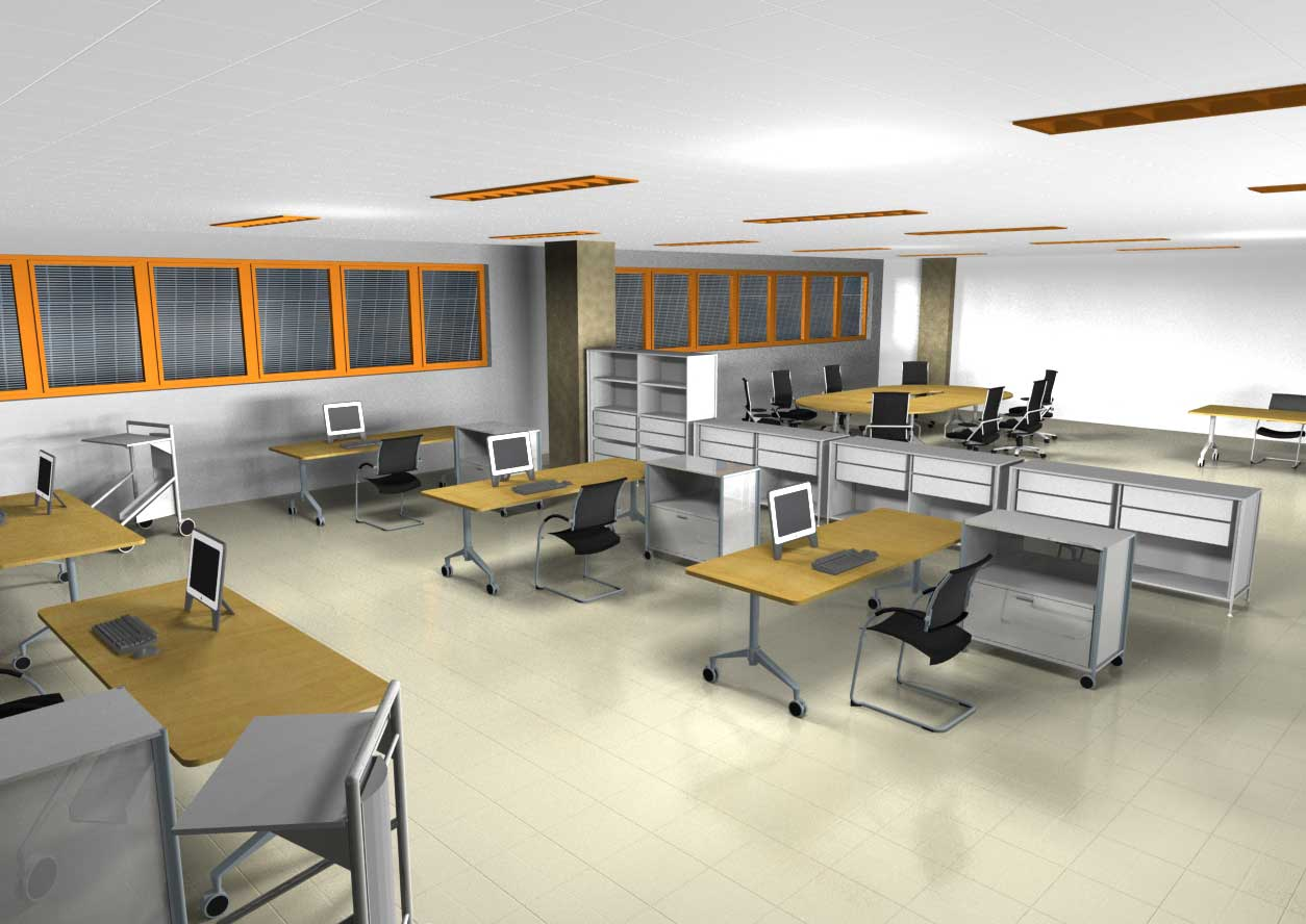 Sacramento Modern Office Furniture Collection