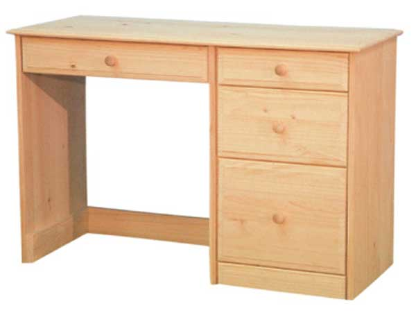 Solid Pine Wood Unfinished Student Tables