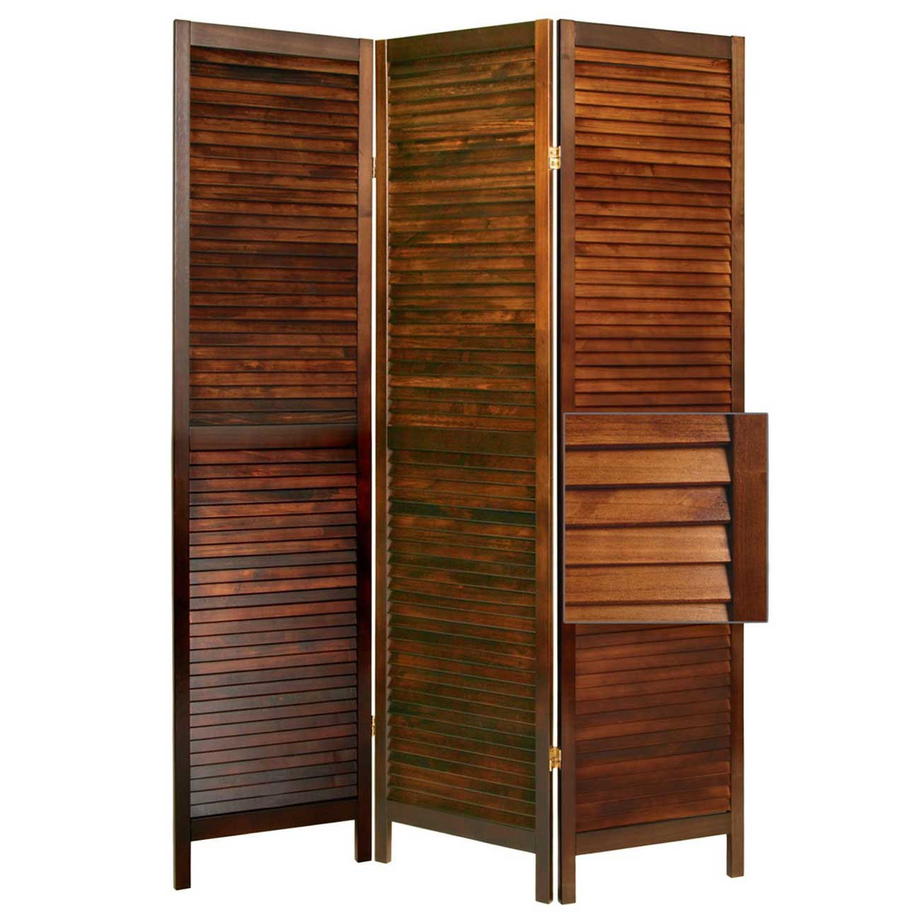 Tiburon Three Panels Room Divider