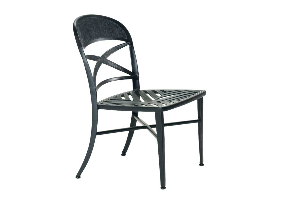 Tropitone Antico cast aluminum chairs