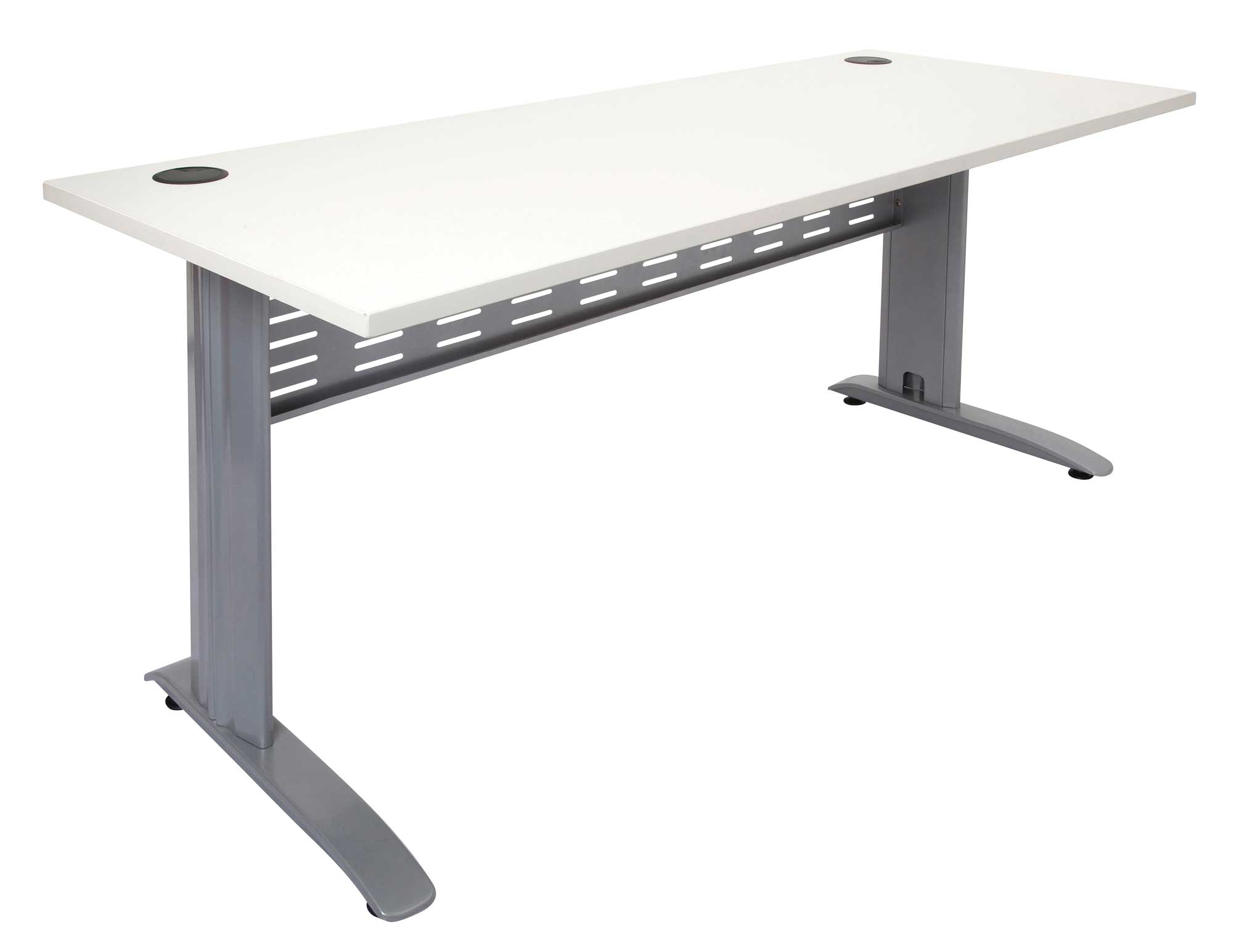 Zest Straight Adjustable Height Office Workstation