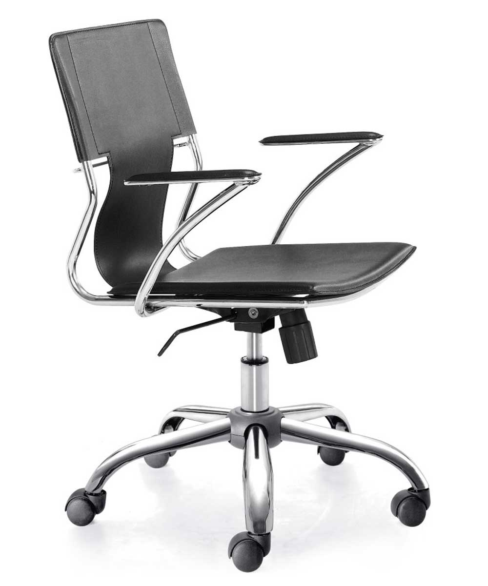 Zuo Trafico Stylish Rolling Office Chair