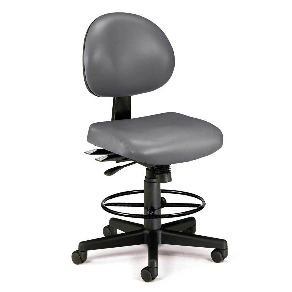 drafting swivel computer task chair