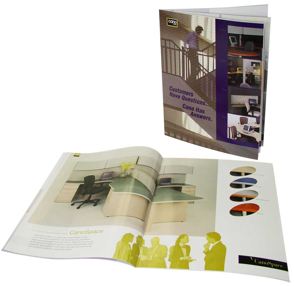 office furniture catalogs and magazine