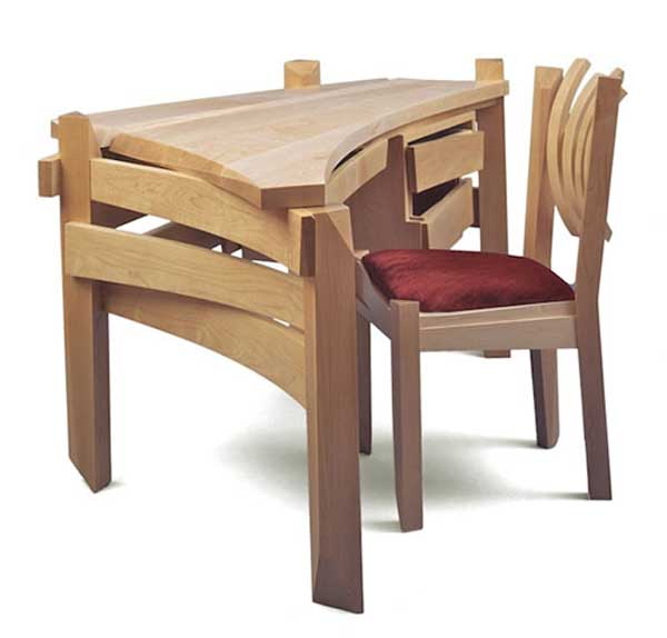 solid wood Office furniture New York collection