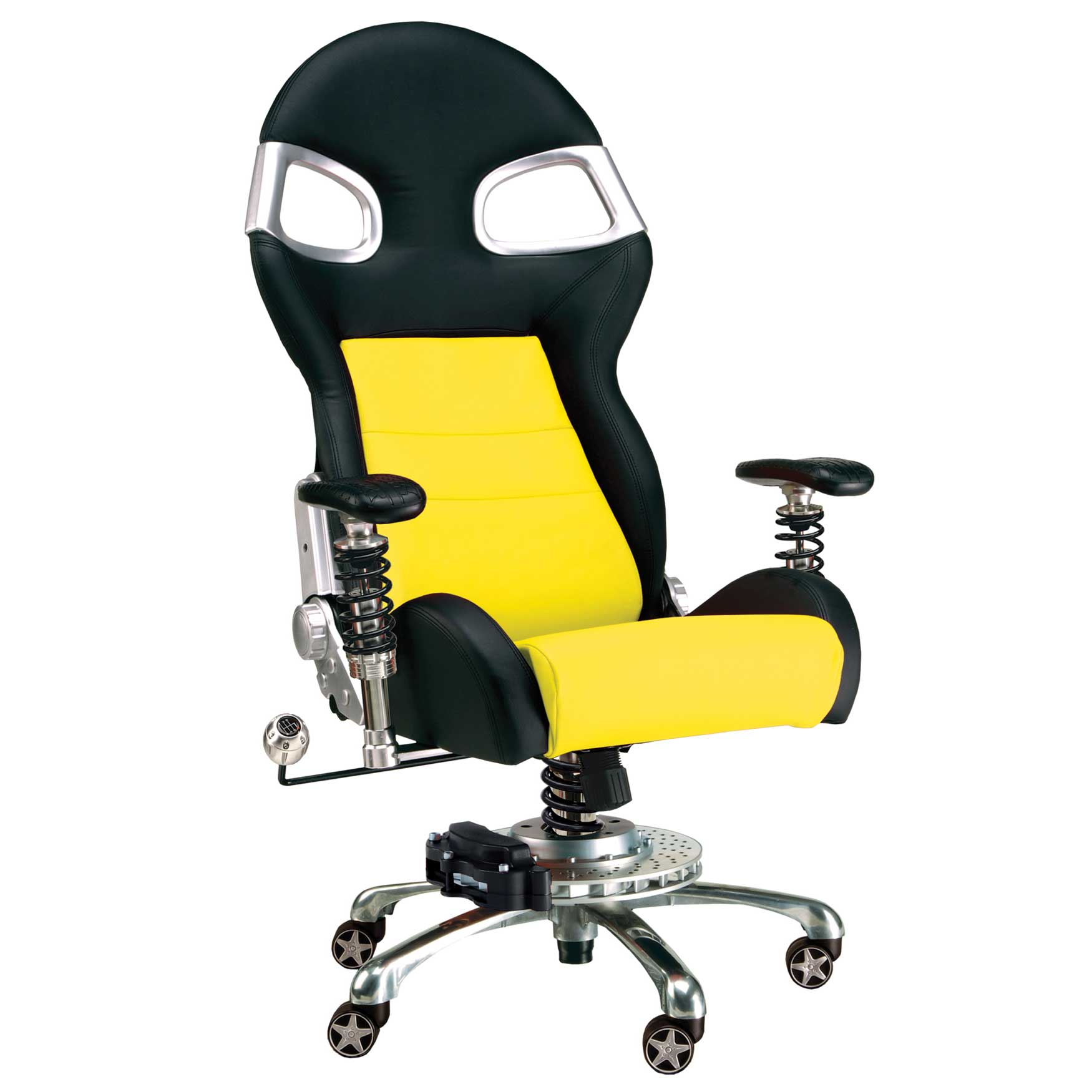 sporty adjustable height chair design