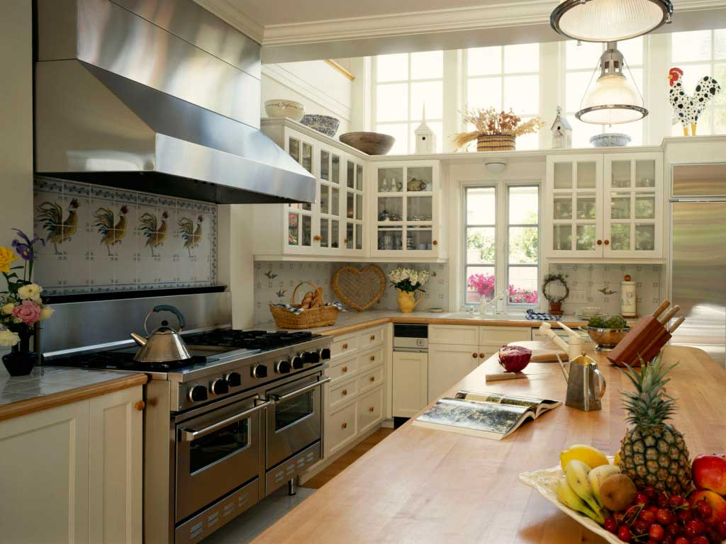 transitional kitchen design gallery