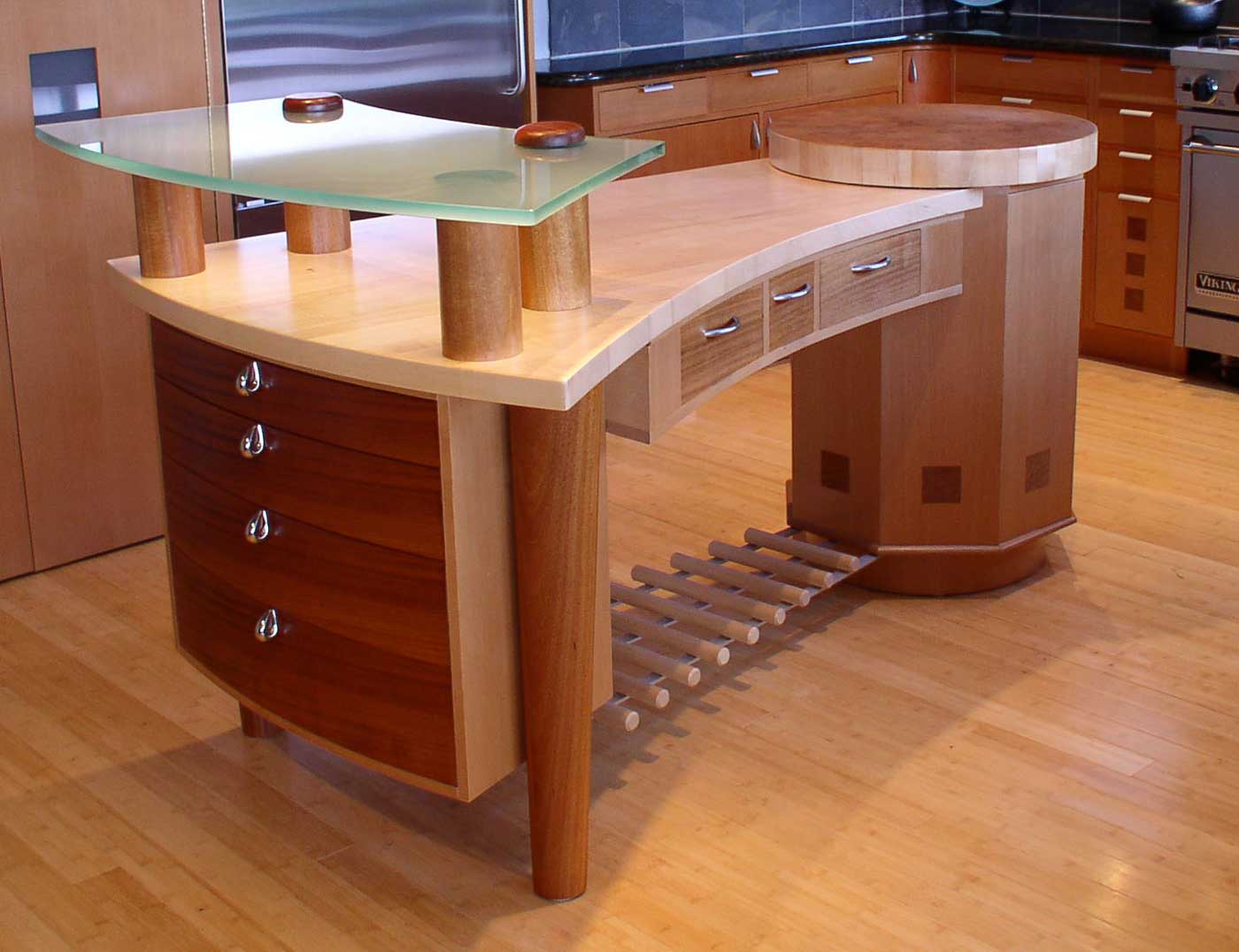unique handcrafted wooden office furniture residential
