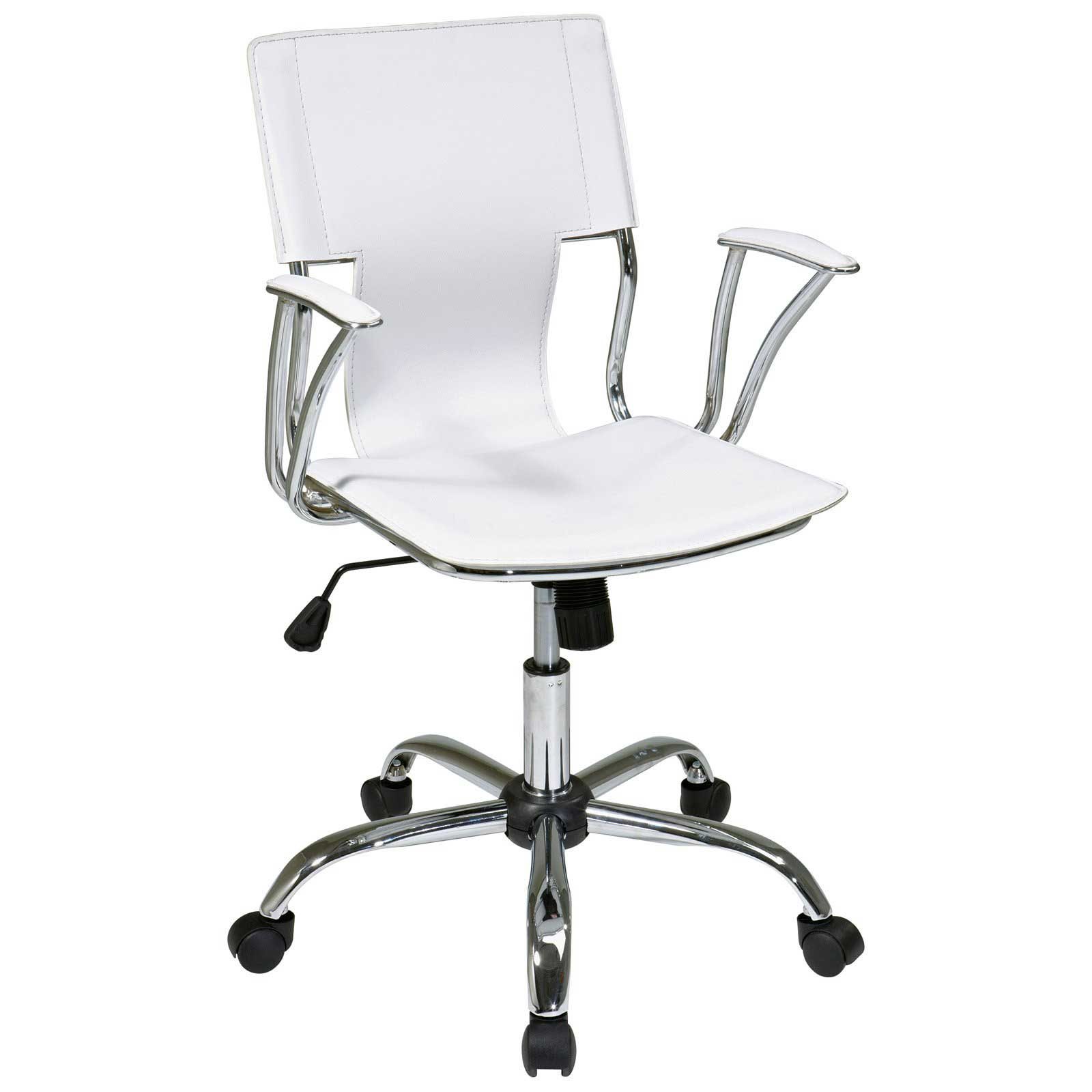 Avenue Six White Quality Office Chairs from Office Star