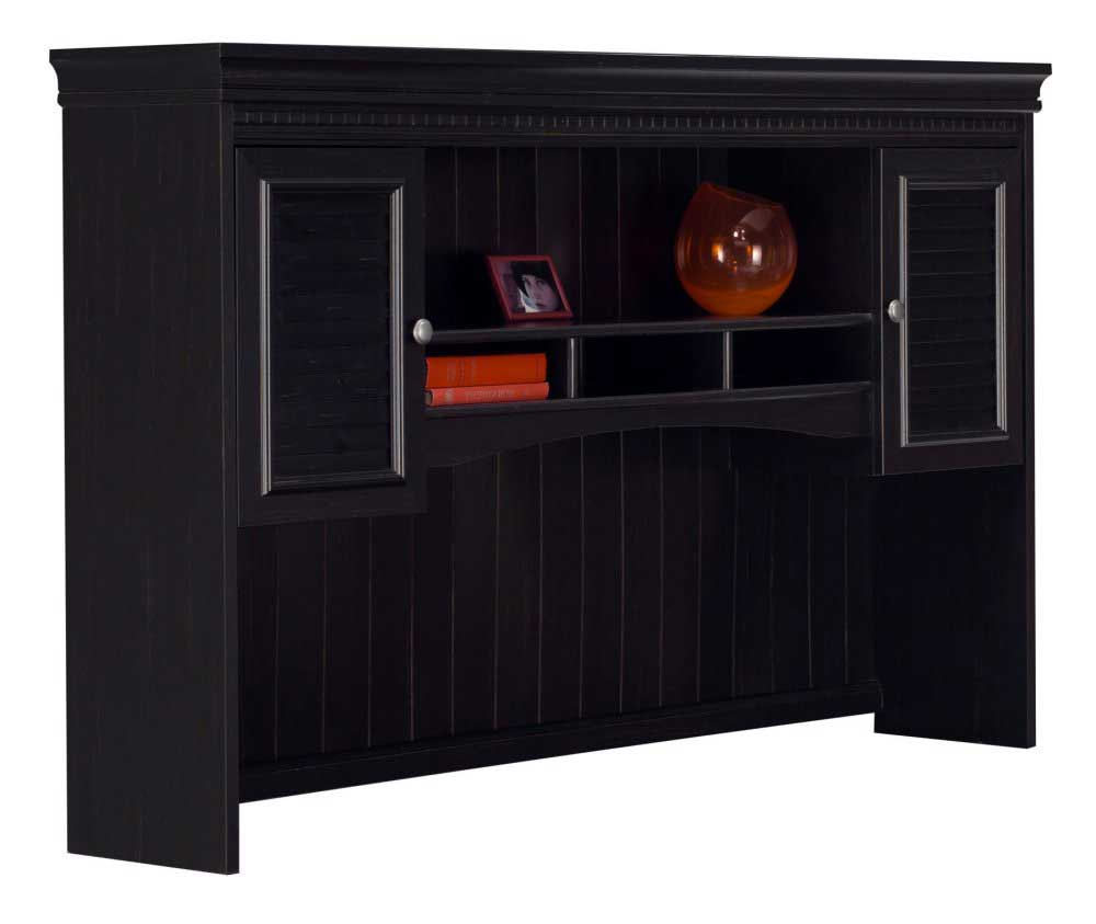 Bush Fairview traditional home office furniture hutch