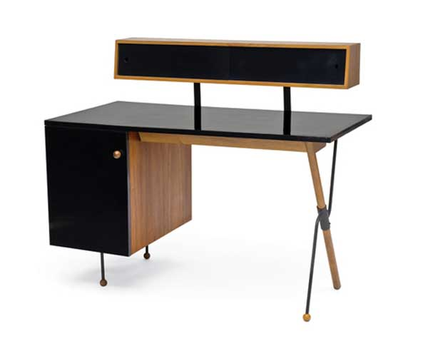 Contemporary New Mount Los Angeles Desks in Black