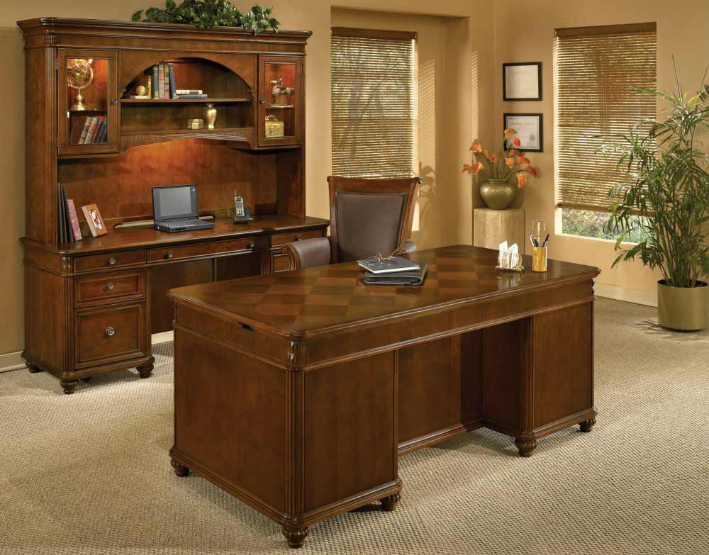 Country and Western Executive Wooden Office Furniture in Tucson
