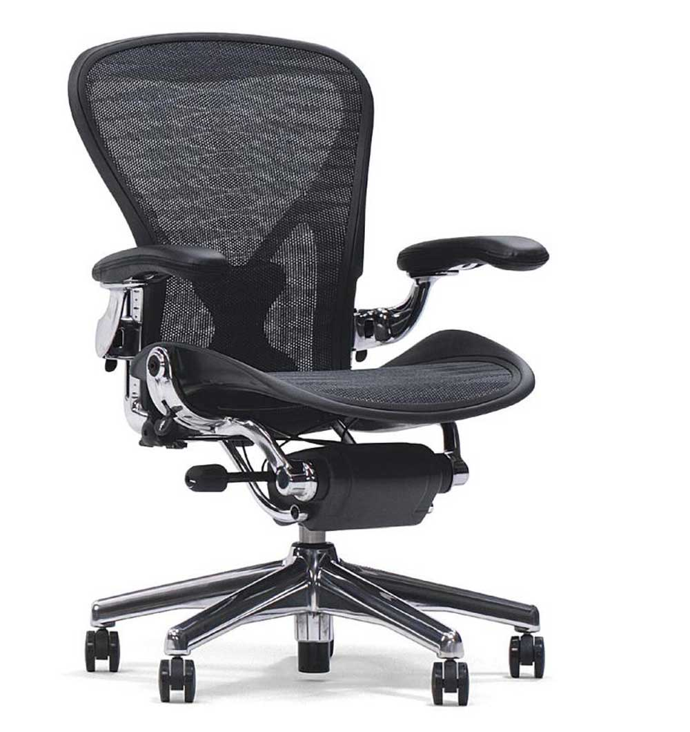 Herman Miller Aeron Office Chair at Office Furniture Outfitters