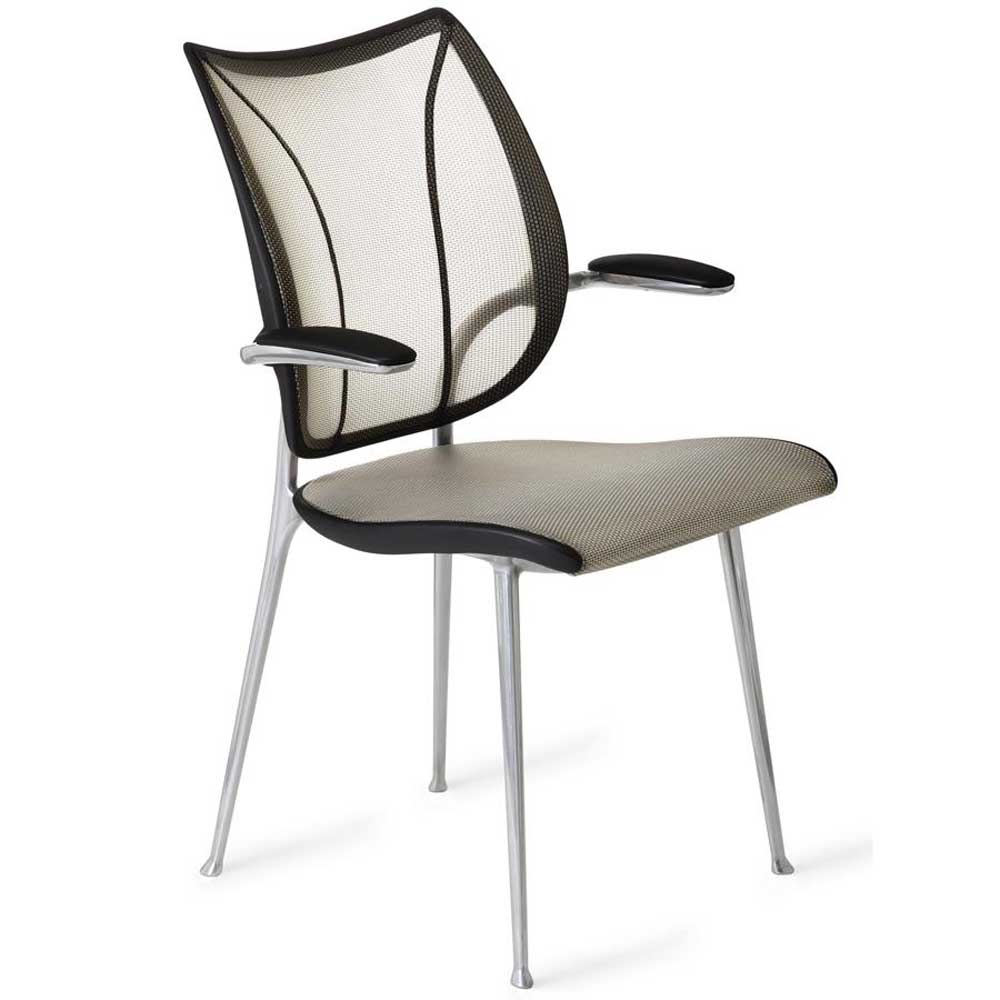 Humanscale Liberty Mesh Side Chair Style