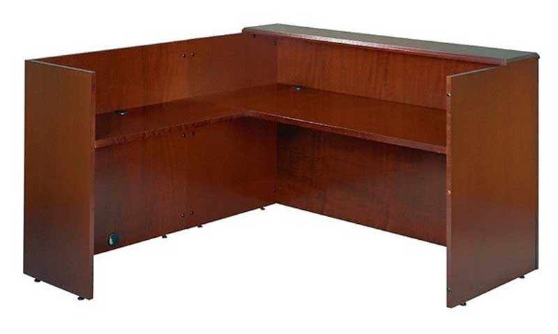 Rudnick Solid Wood Reception Front Table