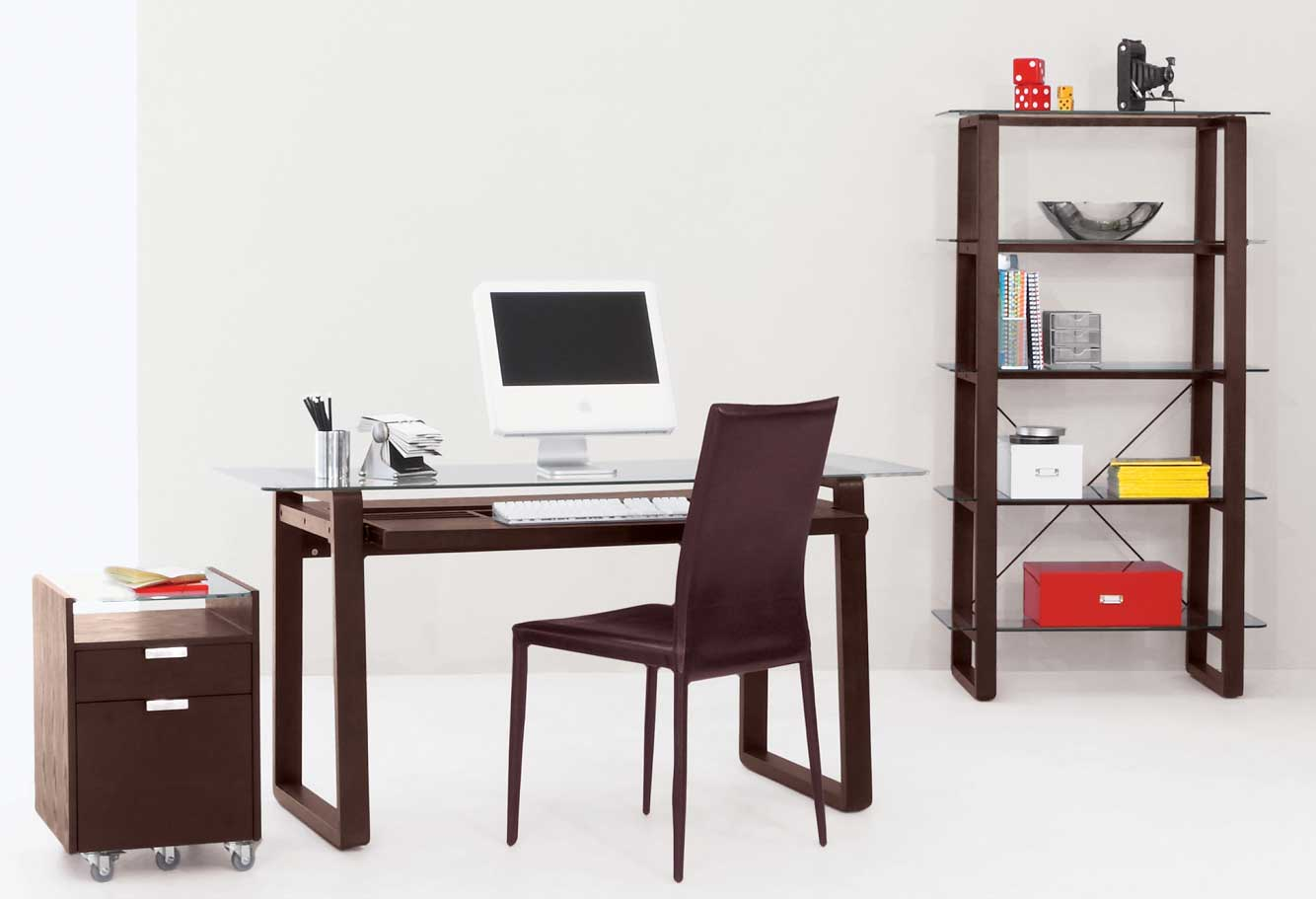 Sitcom traditional solid wood home office furniture sets