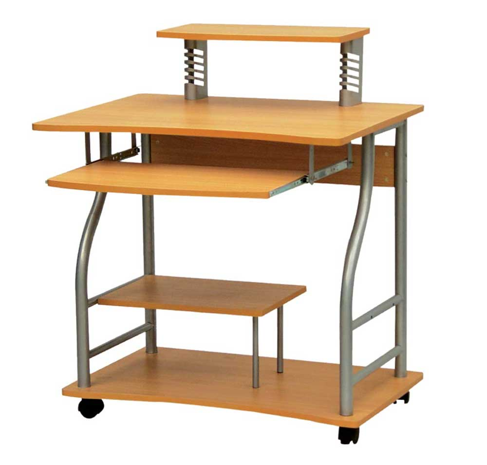 Solid wood designer computer desks for kids