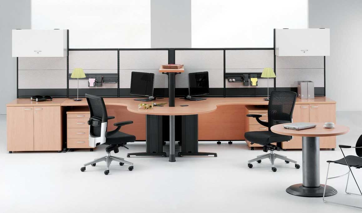 contemporary executive office cubicle furniture