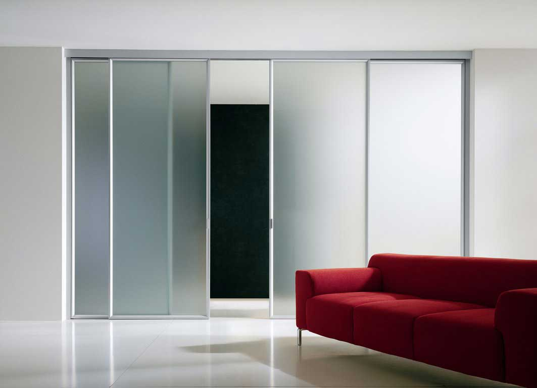 stainless steel commercial office doors