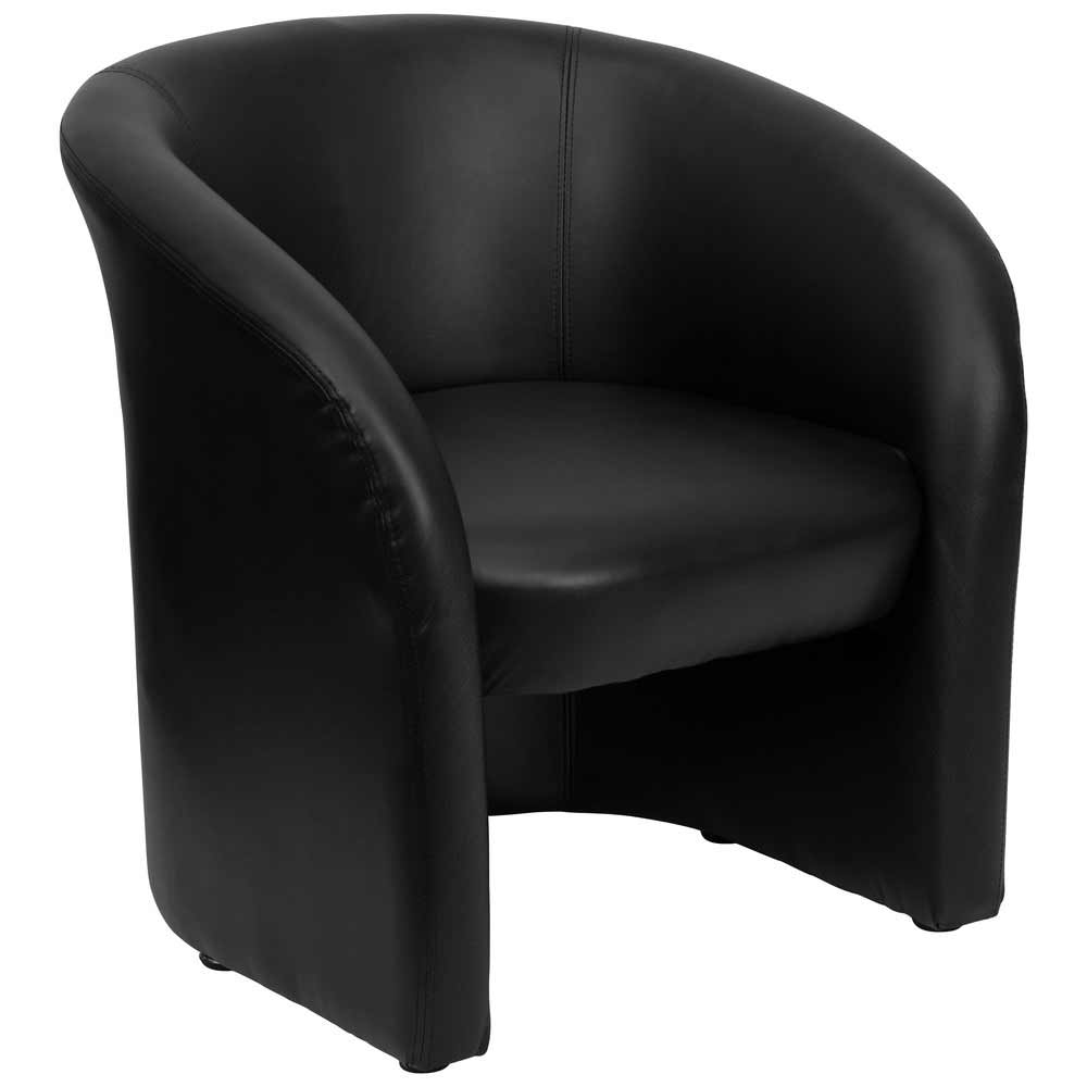 Astounding Leather Reception Chairs For Home Office Interior Design Ideas Gentotryabchikinfo