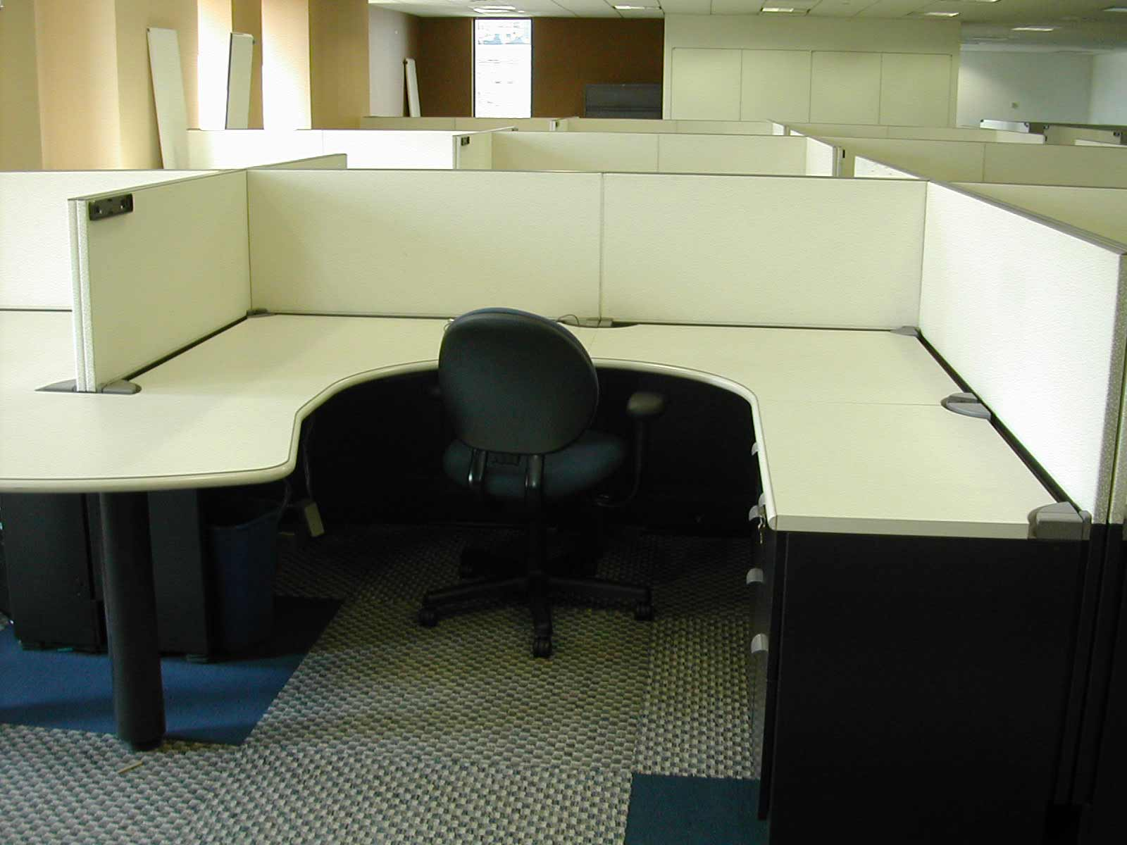 Clean Used Cubicles Houston