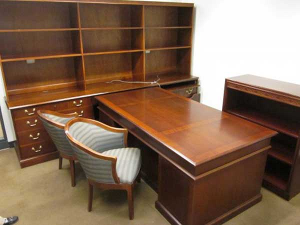Davies Used Casegoods Furniture for Home Office