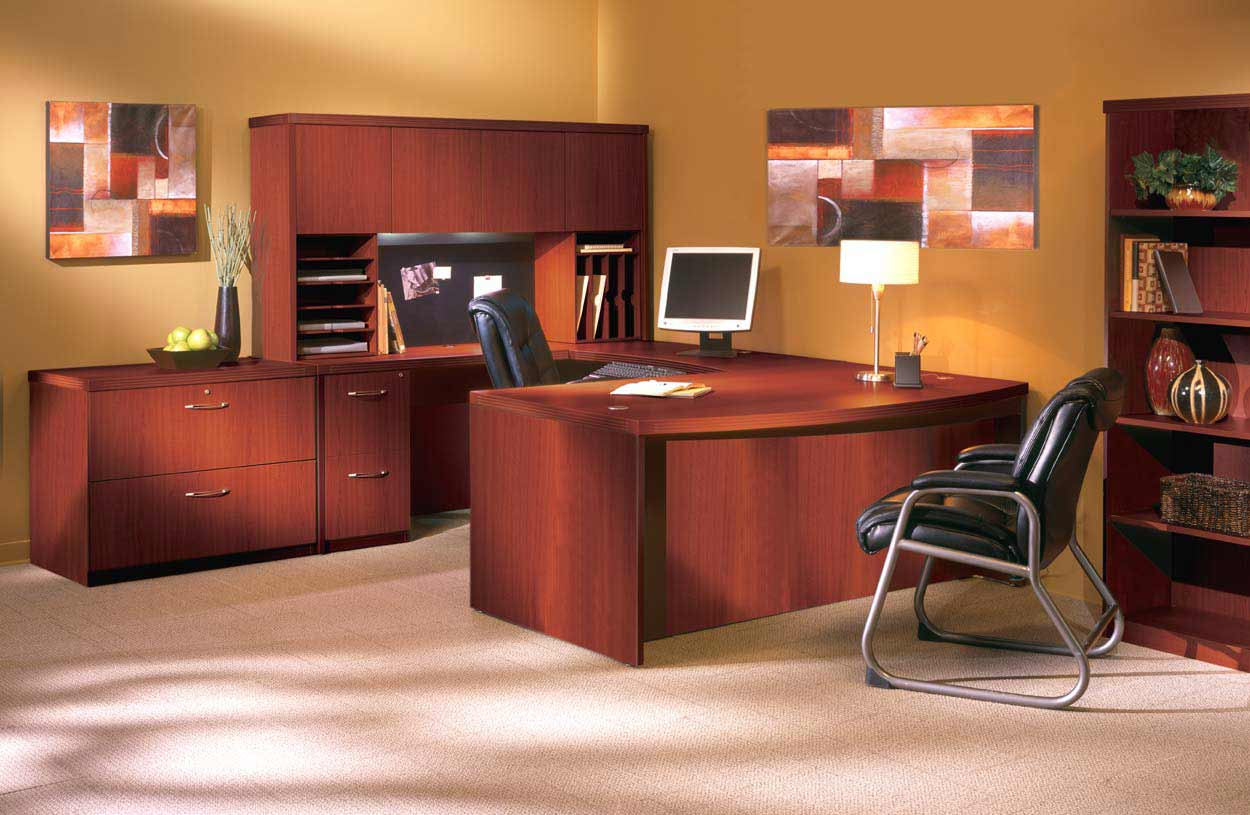 Laminate Contemporary Office Furniture Design from Tiffany Aberdeen