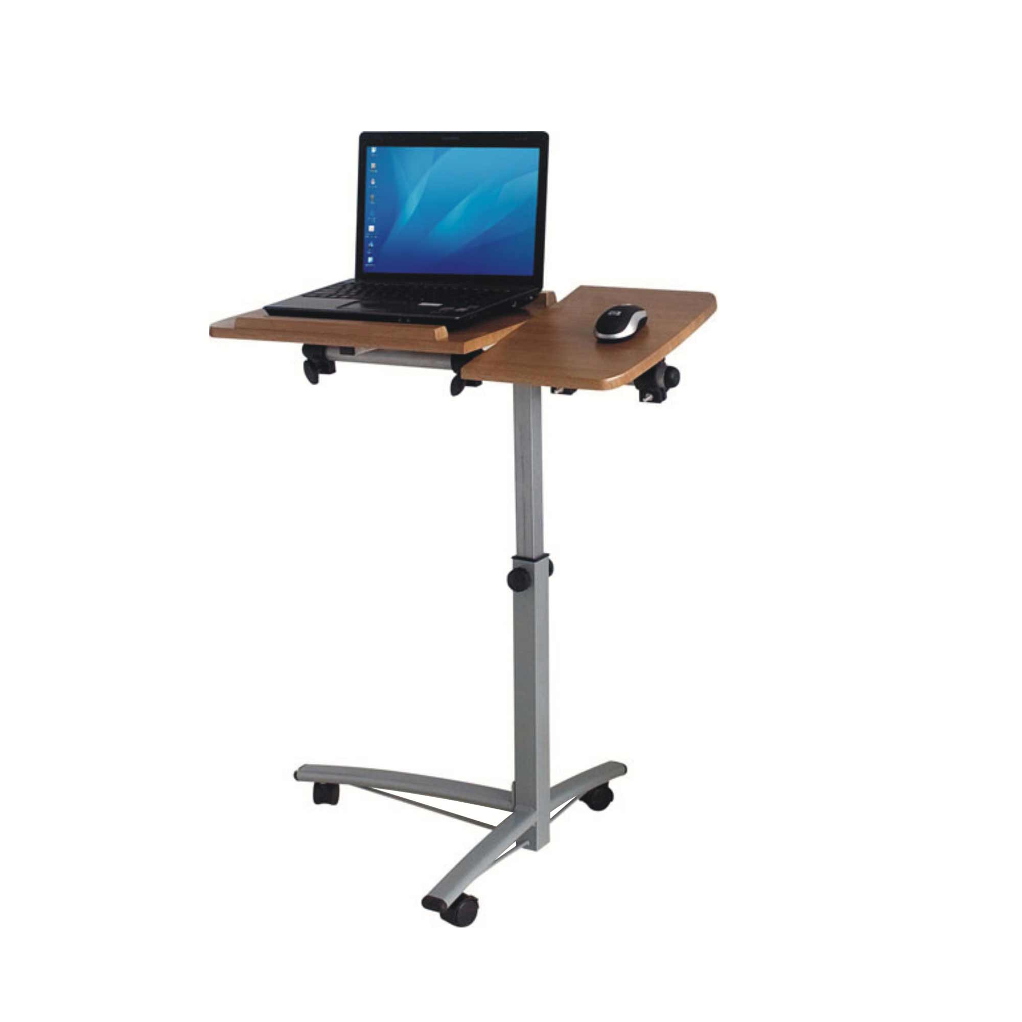 Portable home office laptop stands