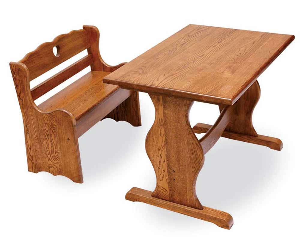 Solid Wood Children Office Writing Desk and Chair