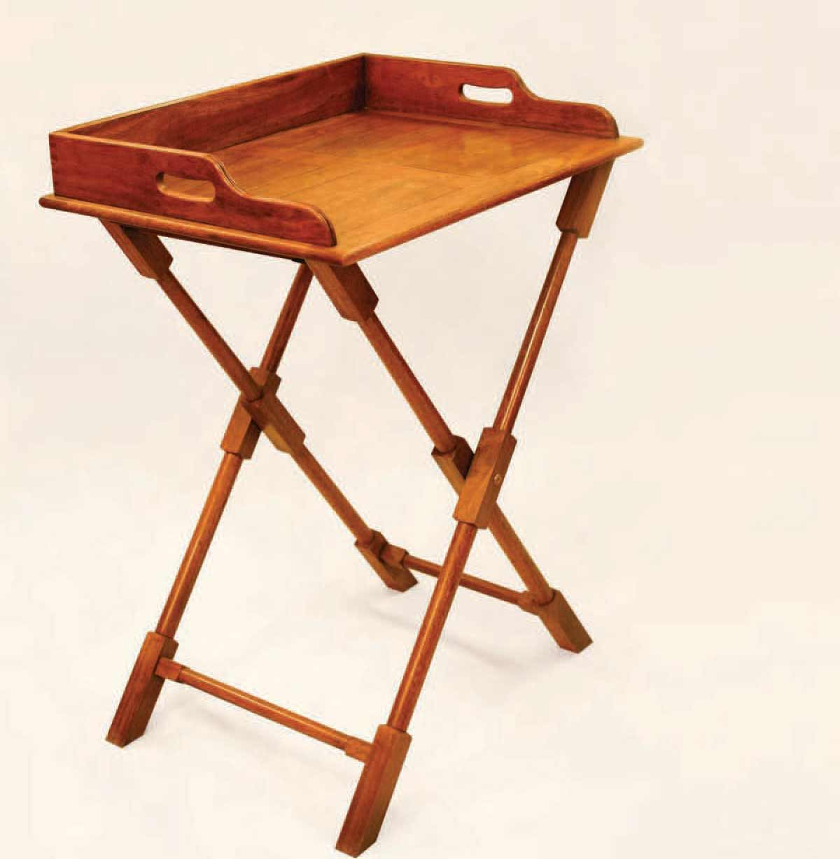 Solid Wood Lightweight Folding Laptop Table