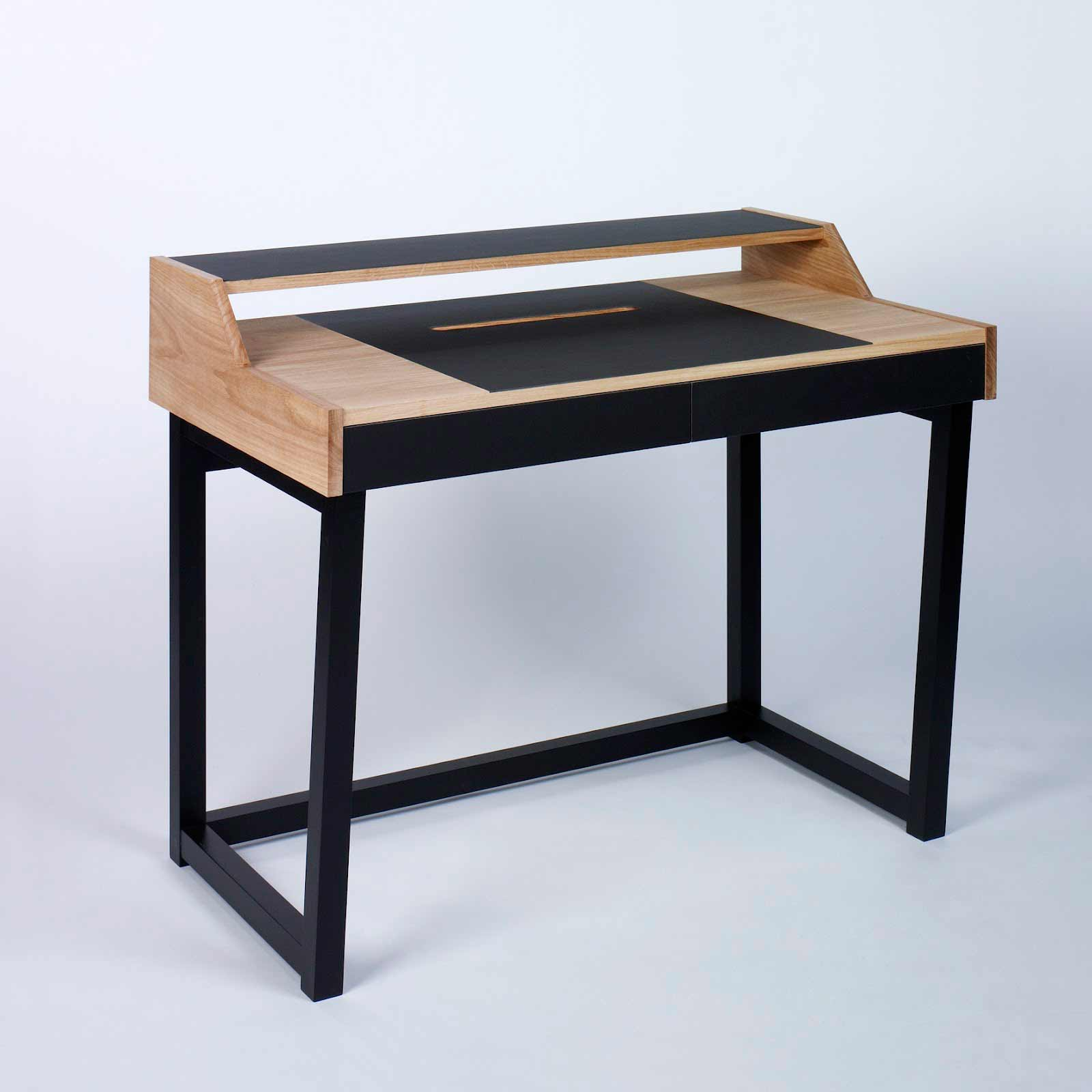 Stanley modern home office secretary table