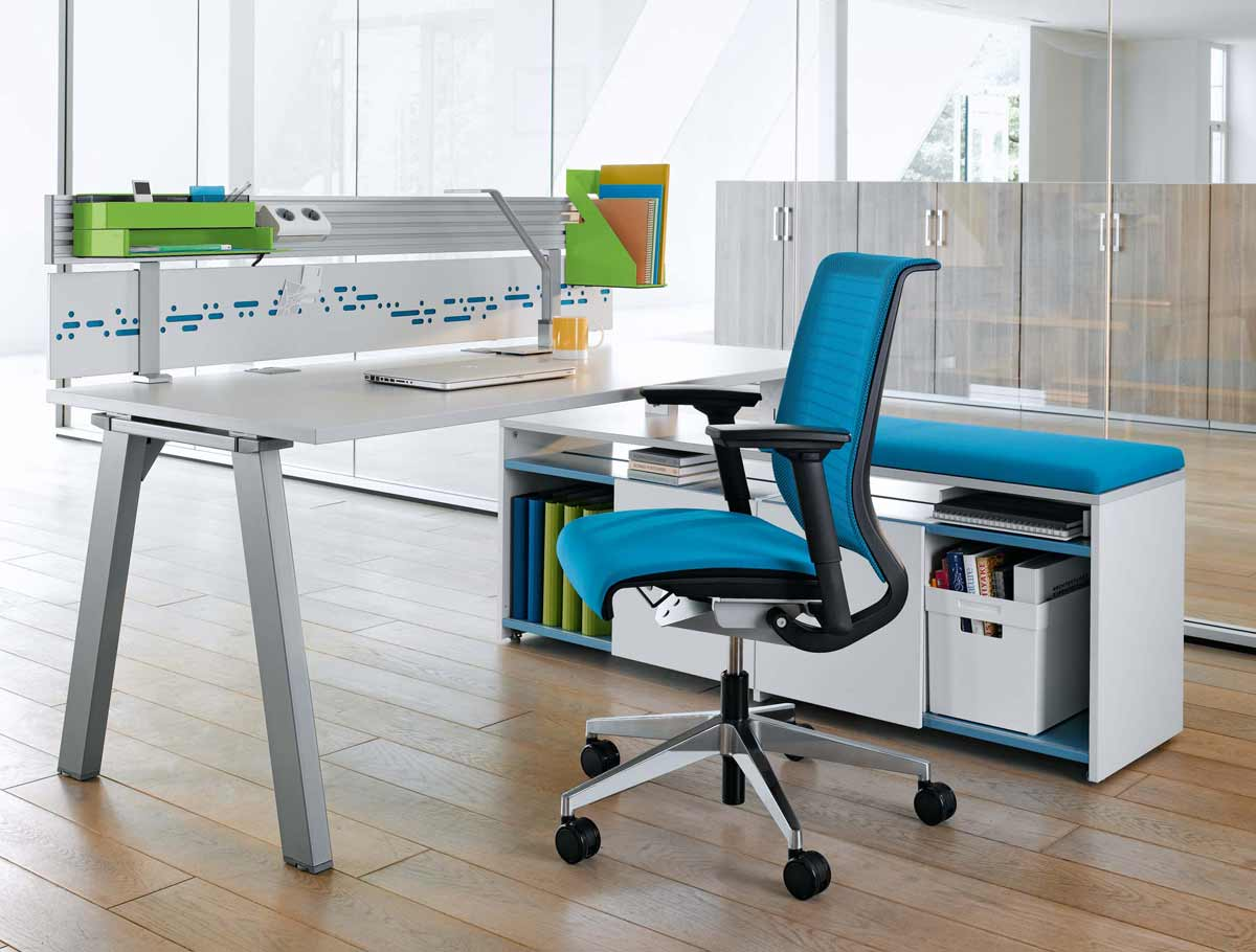 Steelcase ergonomic office furniture supplies