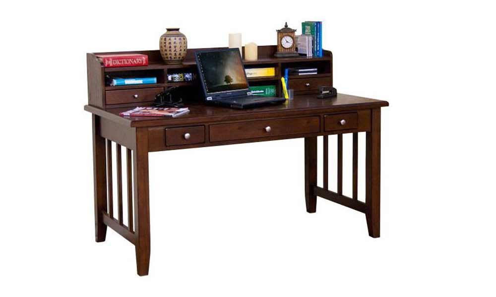 Sunny computer writing desk for home office