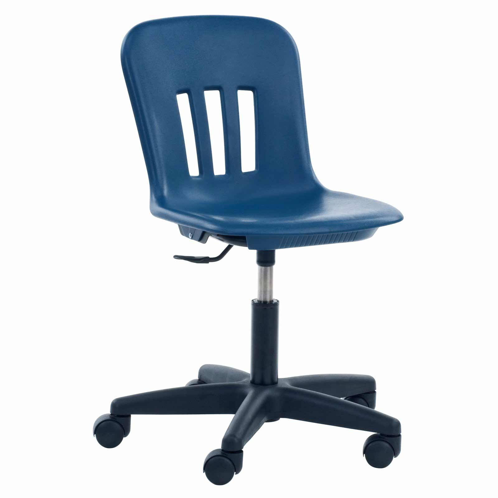 Virco adjustable task chair for children