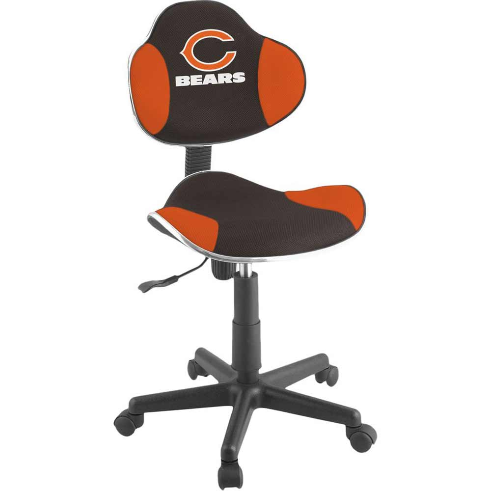 adjustable height chicago rookie office chairs