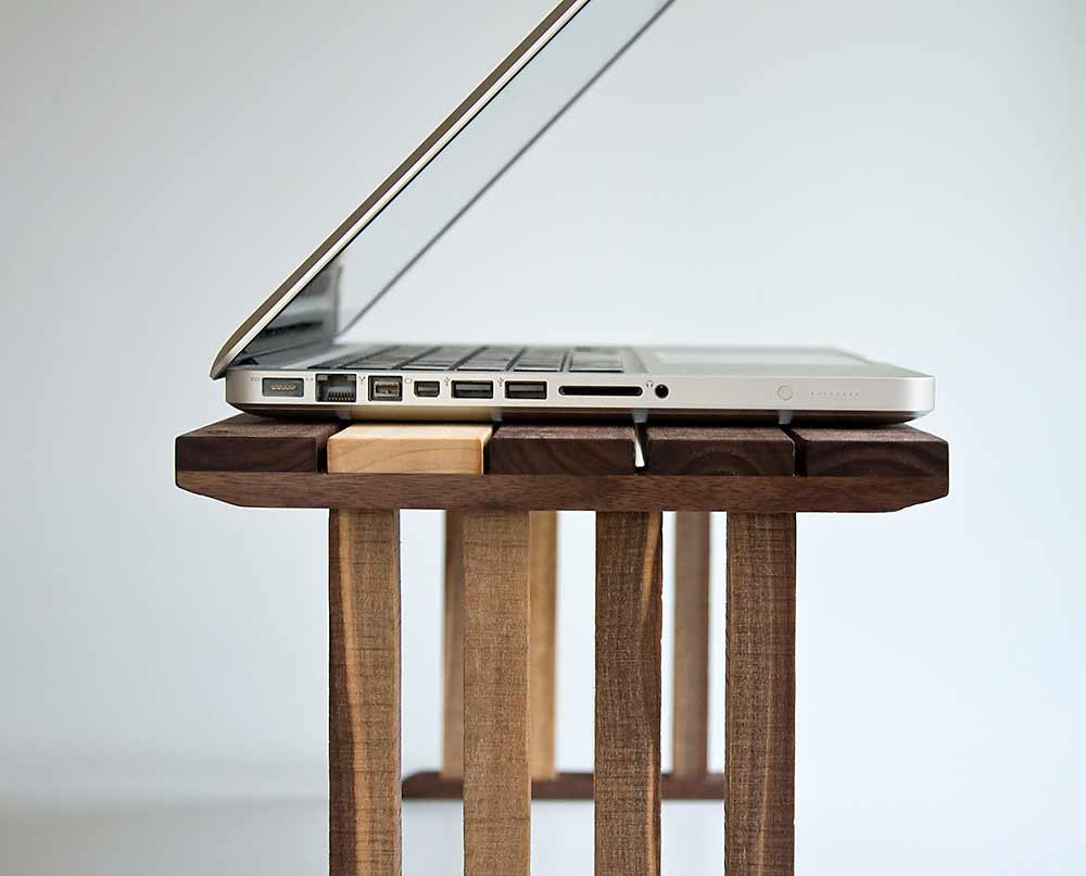 bedside home office laptop table couch