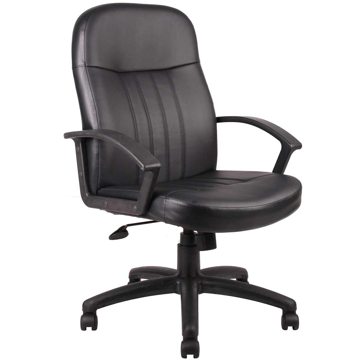 ergonomic office seat with lumbar support
