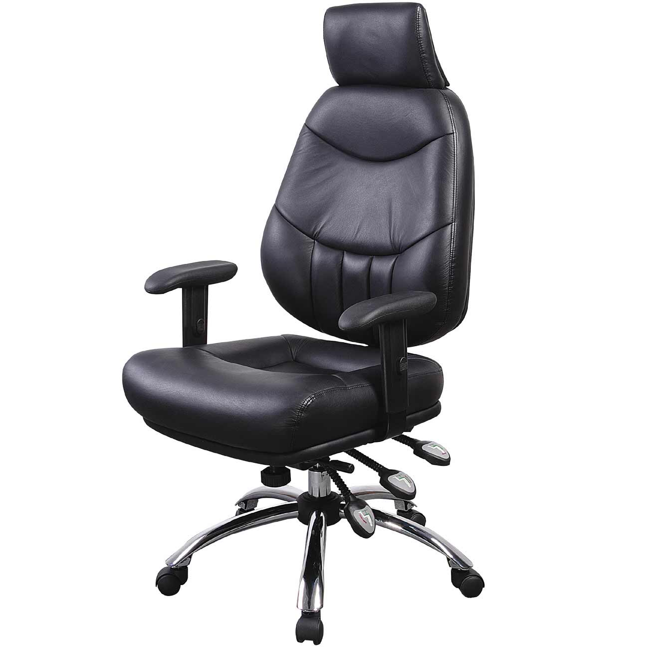 fully adjustable ergonomic office task chair
