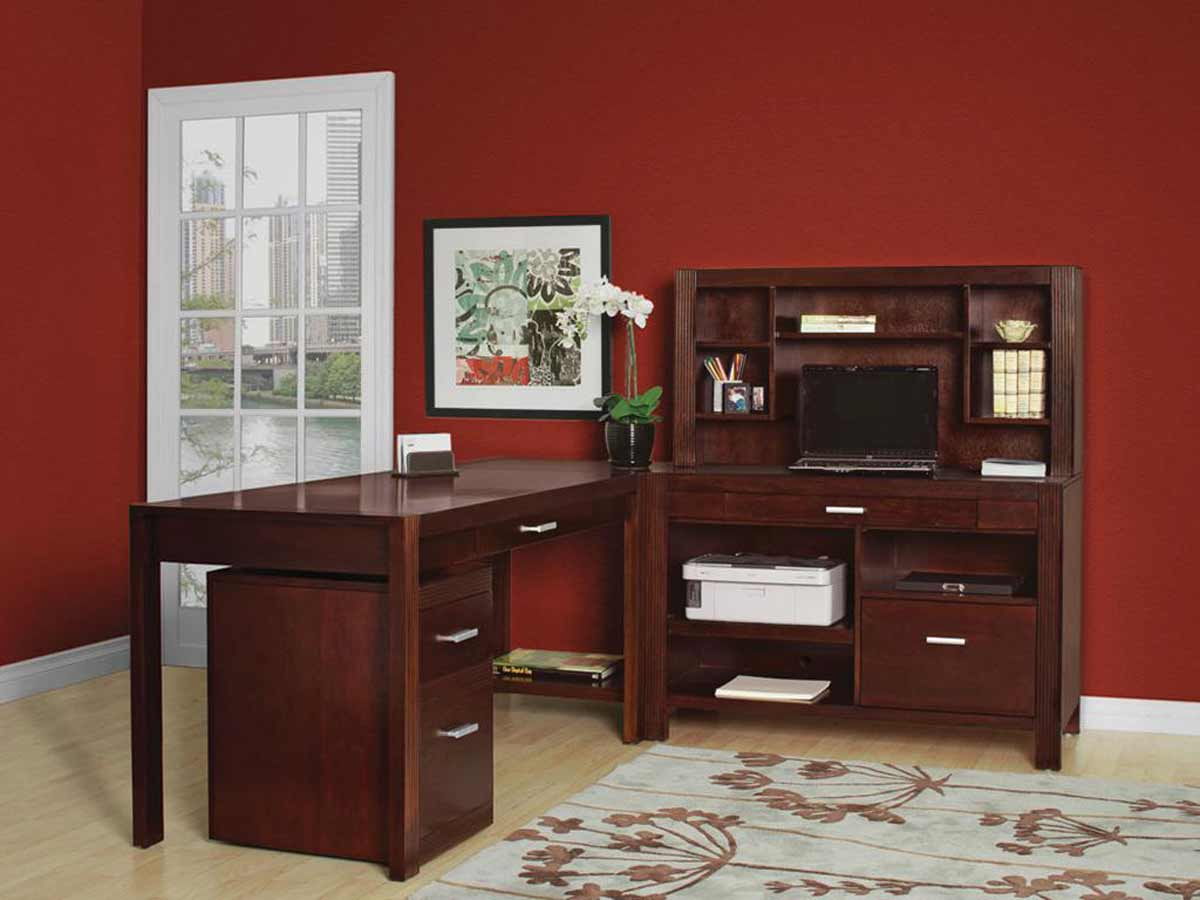 large laptop writing desk from Carlton