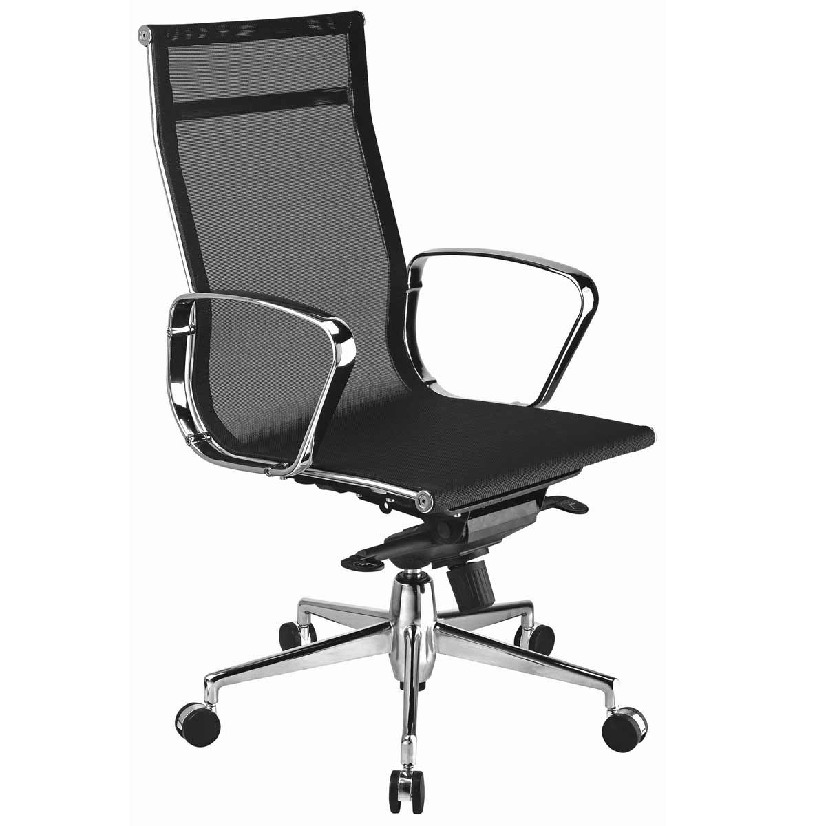 stylish metal office mesh swivel chair