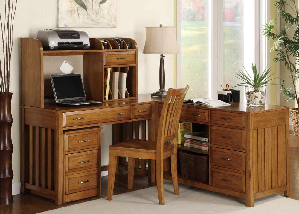 American Green Home Office Furniture Collection